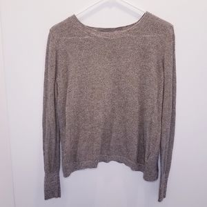 Banana Republic Sweater Open Back Size Small